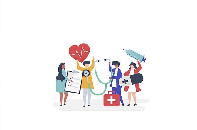 Les professionnels de santé - AIMADAF